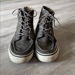 Sperrys Top-Side High Top size 12 shoes